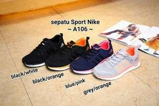 Sepatu Sport Adidas Fashion A106