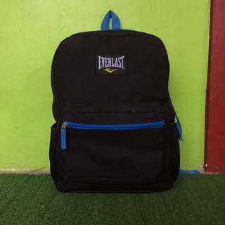 TAS BACKPACK EVERLAST