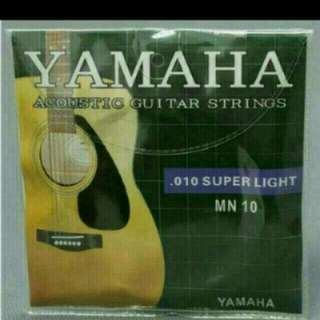 brand new yamaha acoustic. classical n electric full set string fixed price
