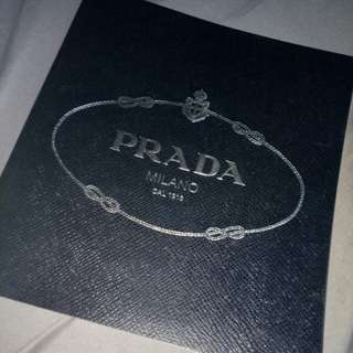 Authentic PRADA Milano Catalogue Book