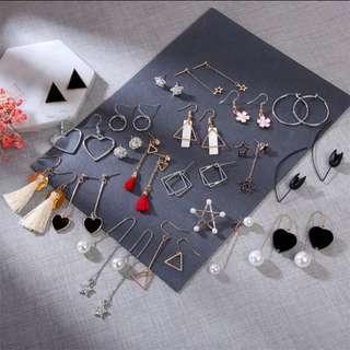 全新大量特價 韓國耳環
