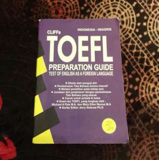 G04 TOEFL BOOK