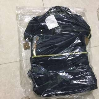 Authentic Anello backpack (Brand New) (Navy Blue)