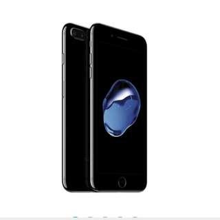 IPhone 7 Plus 32GB Jet Black Ready Kredit Mudah