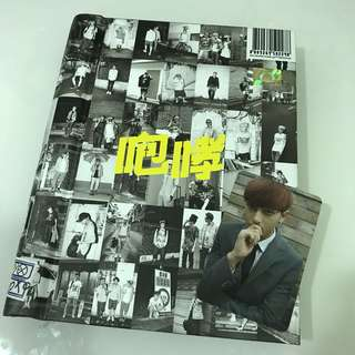EXO Growl (Chinese version) + Tao PC
