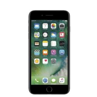 Kredit Iphone 7 Plus 32Gb Black Matte Mudah