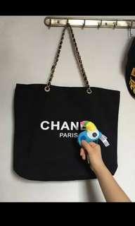 Chanel款大容量側咩袋