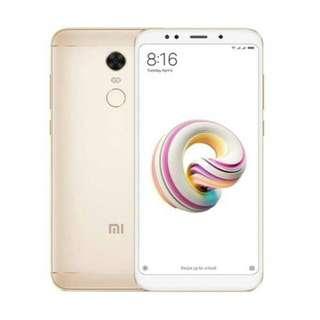 Xiaomi Redmi 5Plus Ram 3/32 Bisa dikredit proses cepat dan mudah