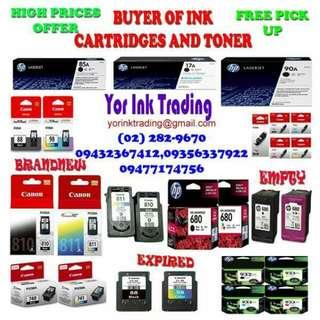Buyer of ink
