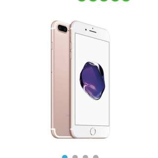 IPhone 7 Plus 128GB Rose - New Kredit Cepat