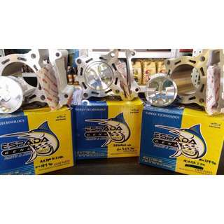 Racing Blok 135lc lc135 Yamaha Espada 63mm Alloy