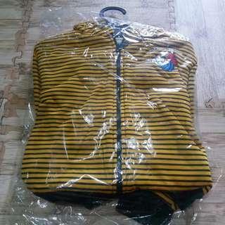 #MakinTebel jaket kuplu belang2