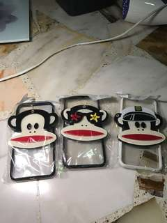 I phone 6/6s Doraemon/Paul Frank mirror casing