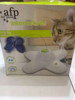 All For Paws Flutter Bug Interactive Cat Toy