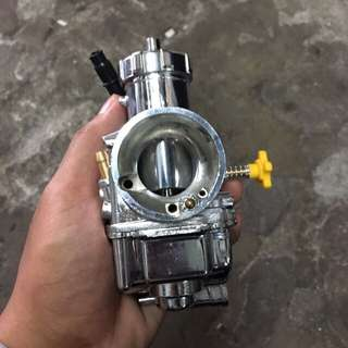 Carburetor NSR150 Nsr 150 CHROME MODEL 28mm Universal