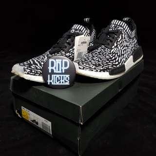 [RnP Kicks] Adidas NMD R1 PrimeKnit (Sashiko Black)