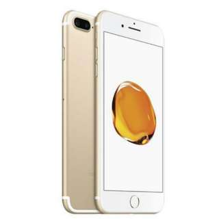 Apple iPhone 7 PLus 128Gb - Gold New Kredit y