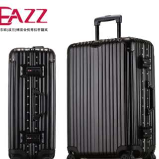 Luggage Eazz Trolley Box Universal wheel suitcase man lady Travel box 20inch