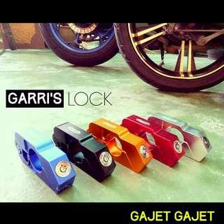 GARRIS BRAKE LOCK