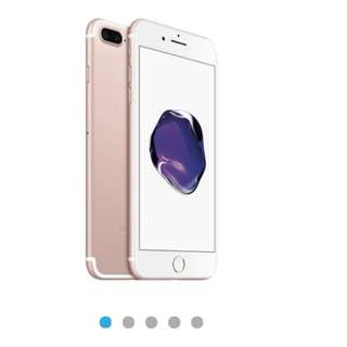 Kredit Iphone 7 Plus 32Gb Rose Mudah Tanpa CC