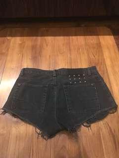 Ksubi Short Jeans