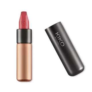 代購 多色 義大利平價品牌 KIKO 絲絨霧面唇膏 VELVET PASSION MATTE LIPSTICK