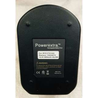 (SALE) Powerextra RYO CTH 1442 2000 mAh Replacement Battery