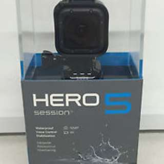 GoPro Hero 5 Session It is new didn't open