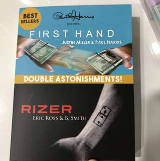 First Hand + Rizer magic Tricks Product