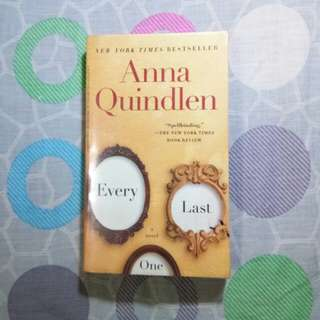 Every Last One Anna Quindlen