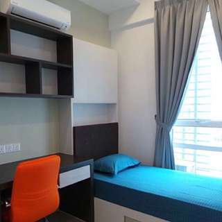 Rooms for rent at Garden Plaza Apartment Cyberjaya