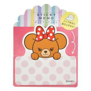 Last Piece Disney Japan Unibearsity Sticky Memo