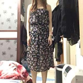 🚚 露背洋裝(不曝光)