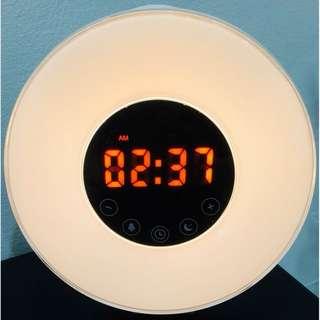 (SALE) Digital Alarm Clock Night Light