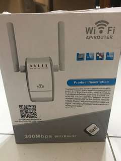 Wifi Router / Repeater