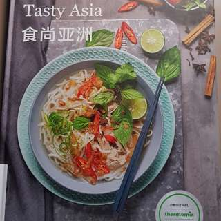 Cook Book Tasty Asia Thermomix