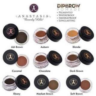 Dipbrow Pomade Eyebrow gel