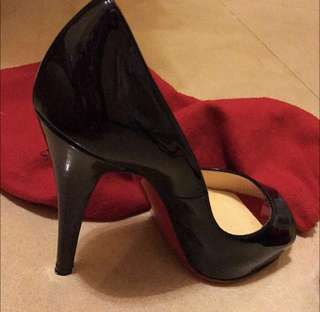 Christian louboutin high heel