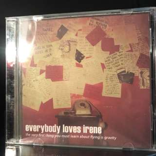 Everybody Loves Irene CD