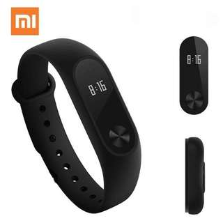 Xiaomi Mi Band 2 Smart Fitness watch Wristband AUTHENTIC