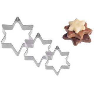 10029 - Cookie Cutter Star Shaped 3's