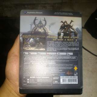 God of war ascension steal case