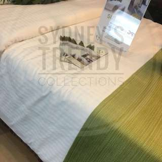 hotel quality type bedsheet with duvet cover