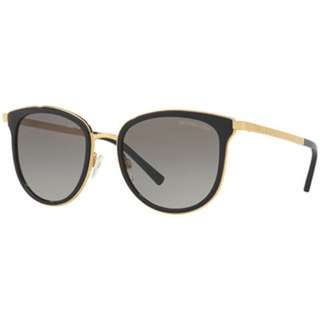 Authentic Michael Kors Adrianna 1 Sunglasses in Gold/Black