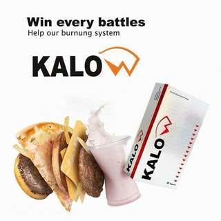 Kalow weight loss supplement