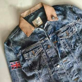 Jaket Jeans Dilan 1990 Denim Jacket - Jaket Dilan Limited