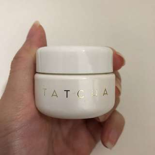 Tatcha travel size supple moisture cream anti-Aging