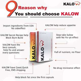 Kalow weight loos