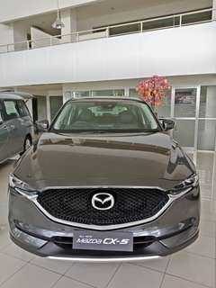 Mazda CX-5 Elite Machine Grey 2017