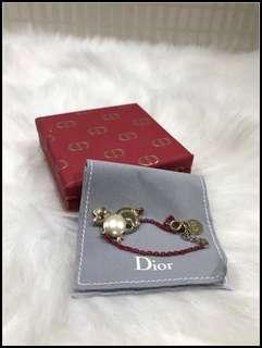 Dior 生肖 雞 手鍊